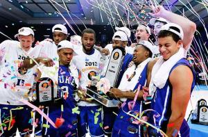 Duke, Battle 4 Atlantis Champions