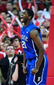 Amile Jefferson, Duke