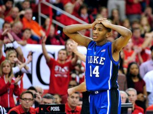 Rasheed Sulaimon, Duke