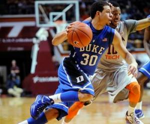 Seth Curry, Duke